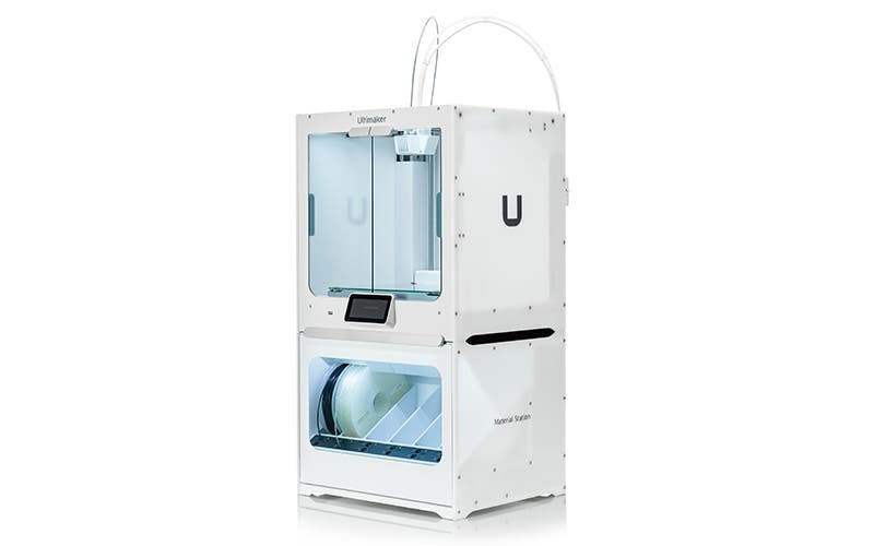 Ultimaker S5 with Material Station