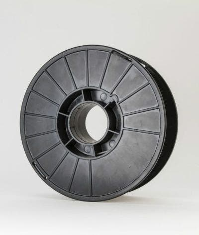 A reel of MarkForged Nylon Filament