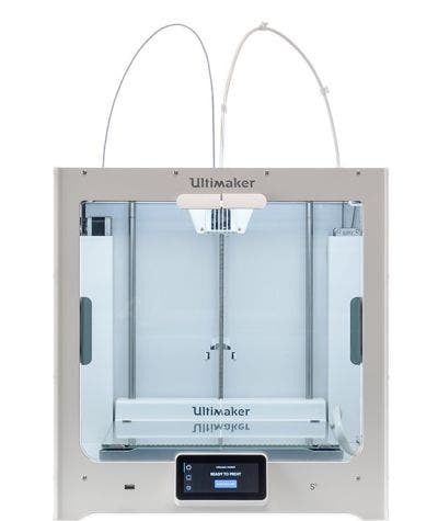 Ultimaker S5 front view
