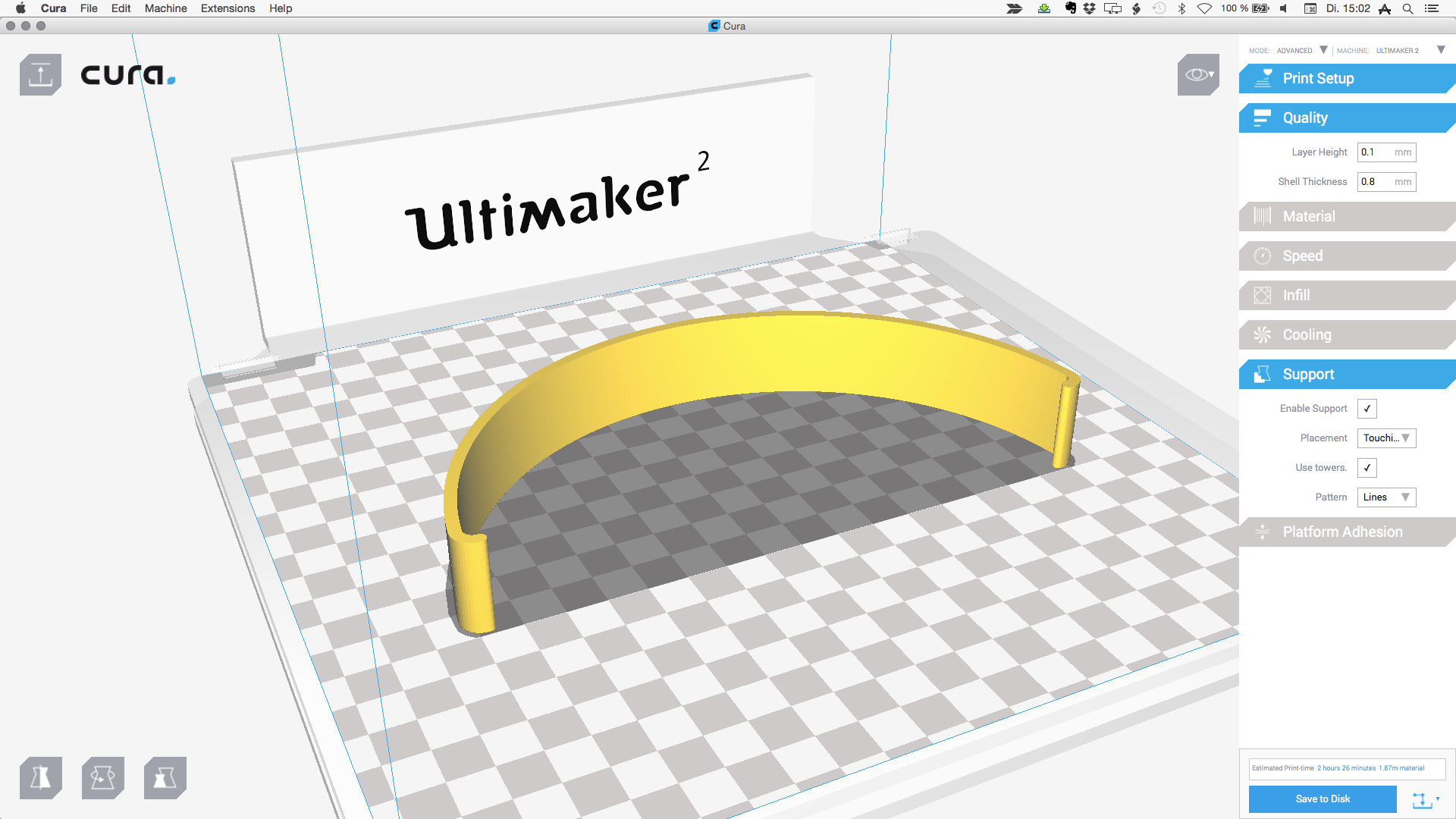 what software do 3d printers use