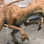 Bringing Dinosaurs to Life with Builder 3D