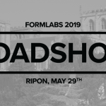 Save The Date: Formlabs Partner Roadshow in Ripon