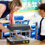 Bringing Geometry to a Young Classroom with the Mayku FormBox