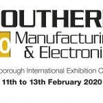 Join us at Southern Manufacturing & Electronics 2020